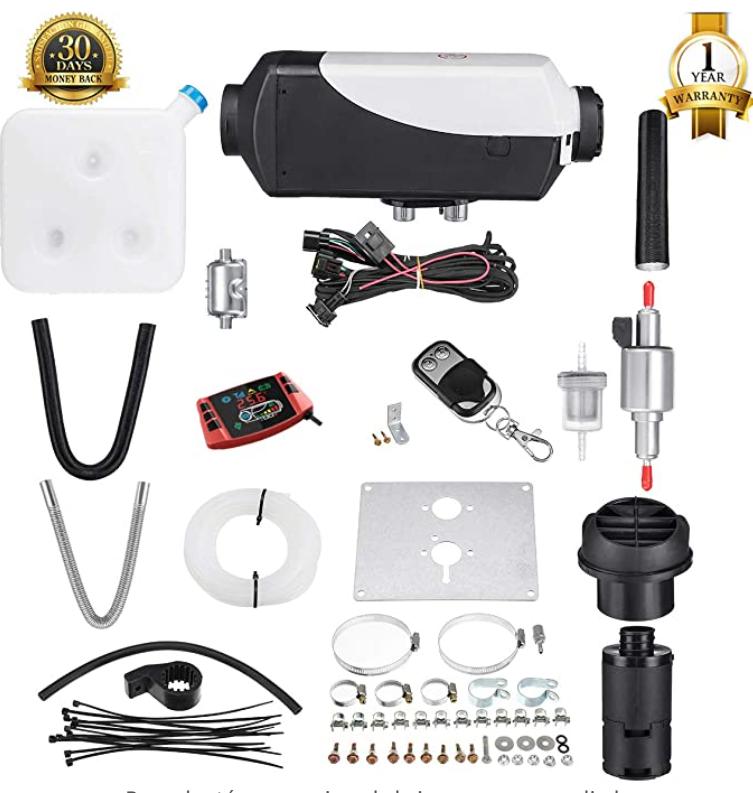 calefacción estacionaria kit