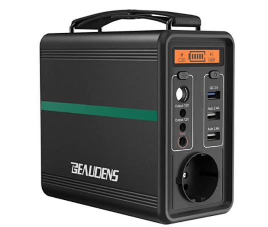 generador 12V